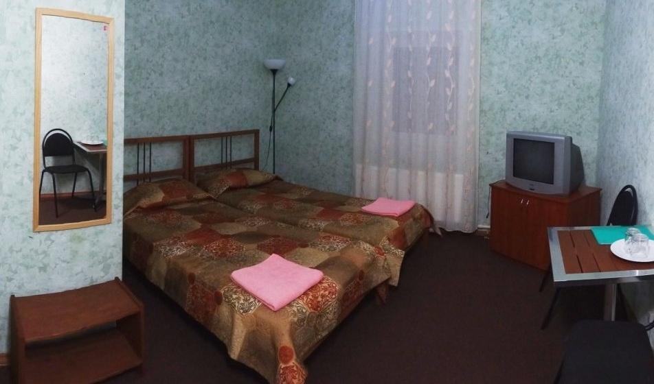 База отдыха «Спутник» Нижегородская область Номер «Стандарт-холл» 7-местный, фото 2