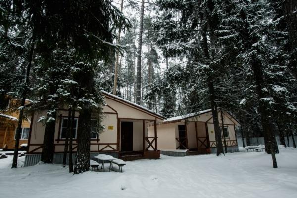 База отдыха «Спутник» Нижегородская область Гостевой домик 2-местный, фото 1