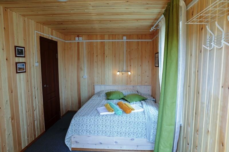База отдыха «Чара» Иркутская область Дом с тремя спальнями, фото 2