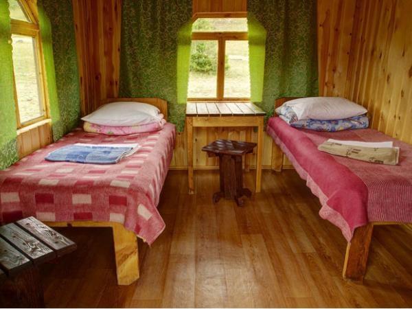 База отдыха «Чара» Иркутская область Эко-дом, фото 2