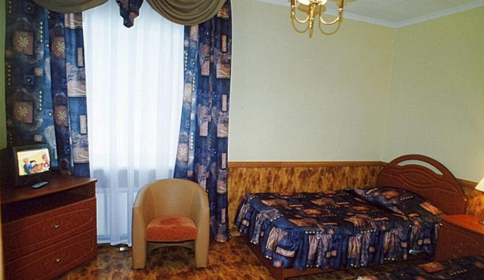 База отдыха ФГБУ СП «Курорт-парк «Союз» МИД России» Московская область Номер «Люкс» 2-комнатный 4-местный в 2-этажном коттедже № 10 «Б», фото 2
