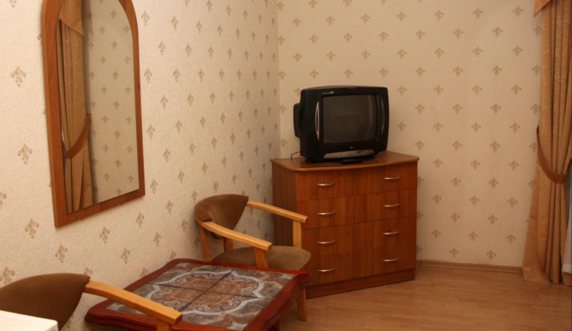 База отдыха ФГБУ СП «Курорт-парк «Союз» МИД России» Московская область Номер «Стандарт» 2-комнатный 4-местный в 2-этажном коттедже № 11, 12, фото 8