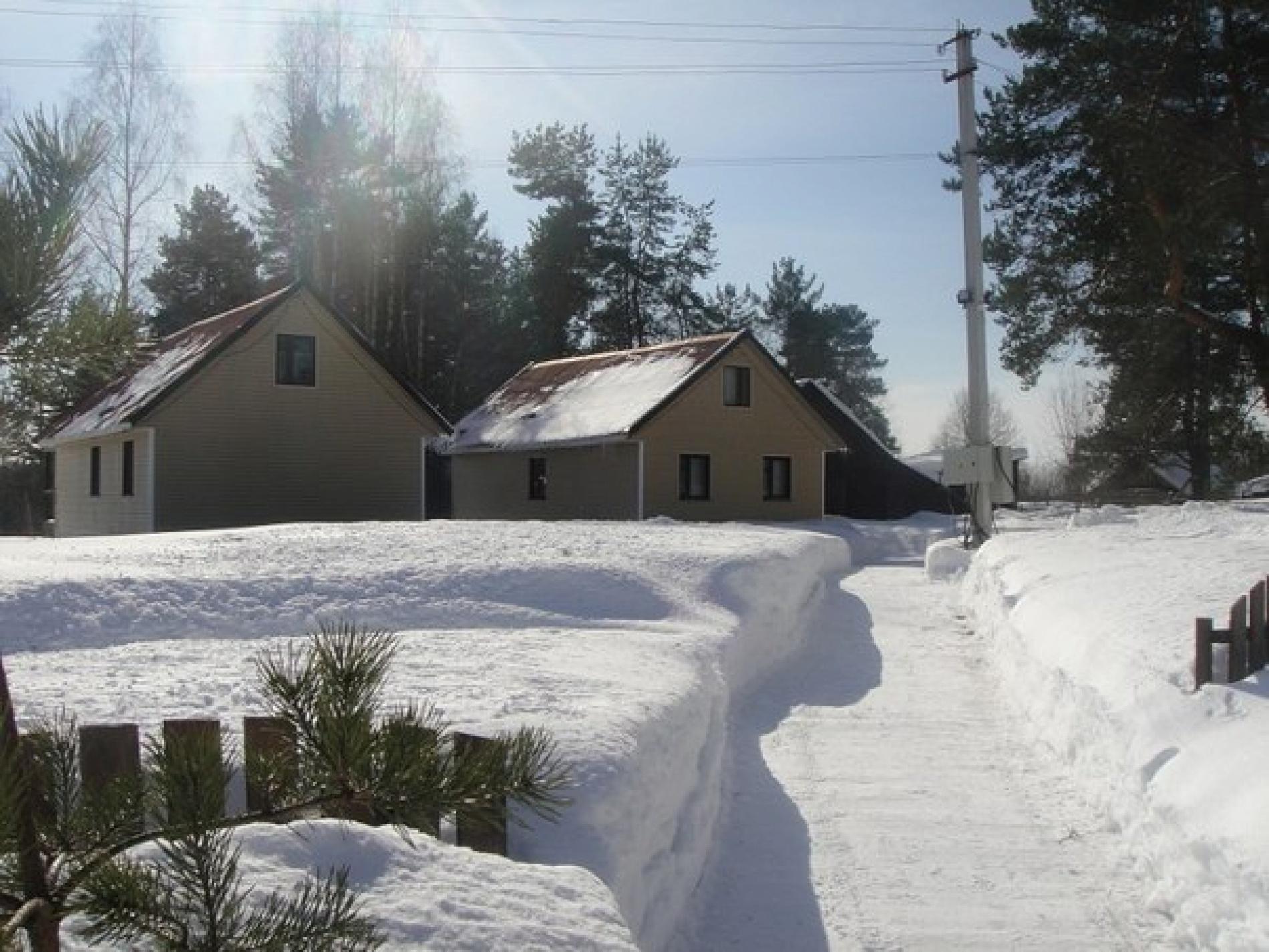 """База отдыха """"Эльк-Парк"""" Ленинградская область, фото 15"""