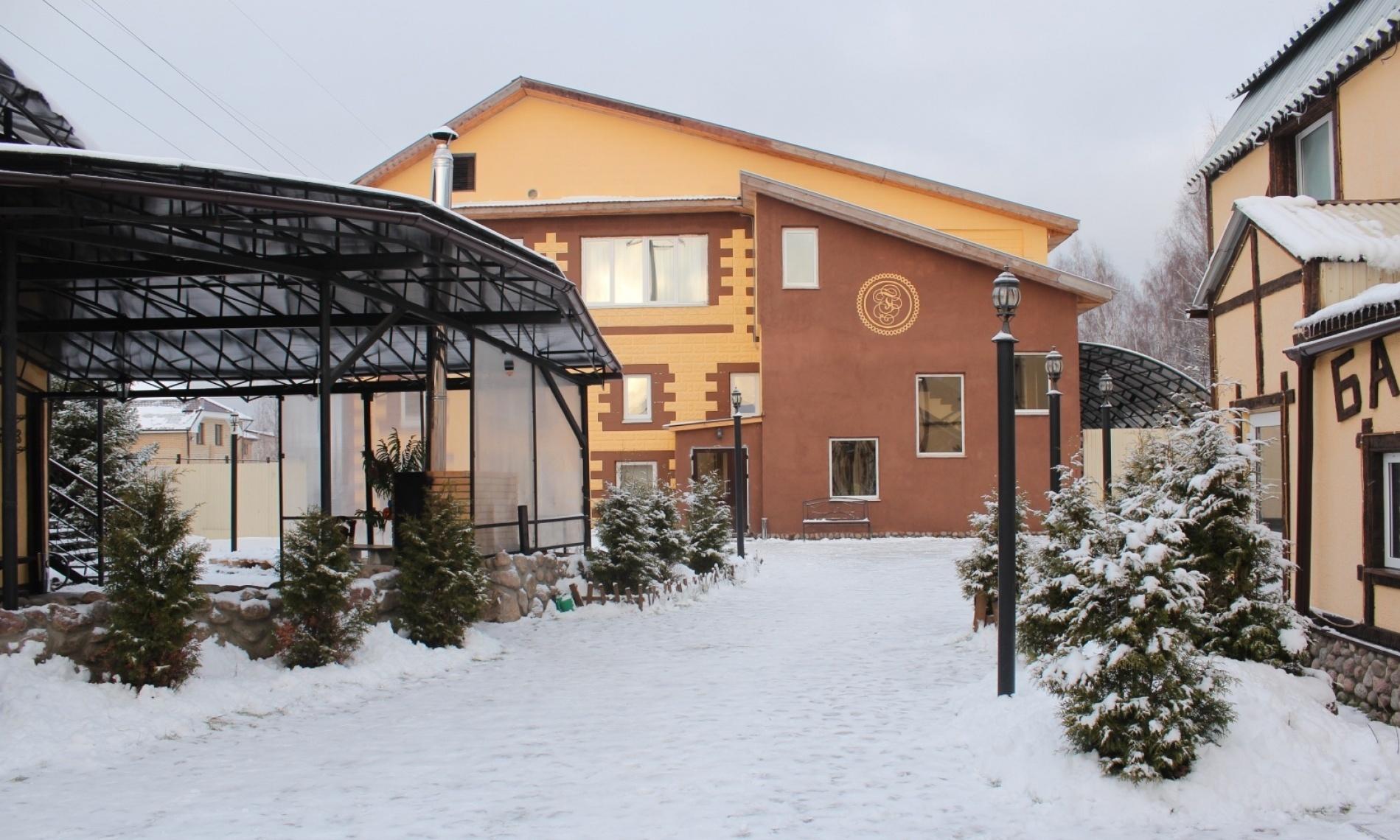 Загородный гостиничный комплекс «Старые традиции» Ленинградская область, фото 10
