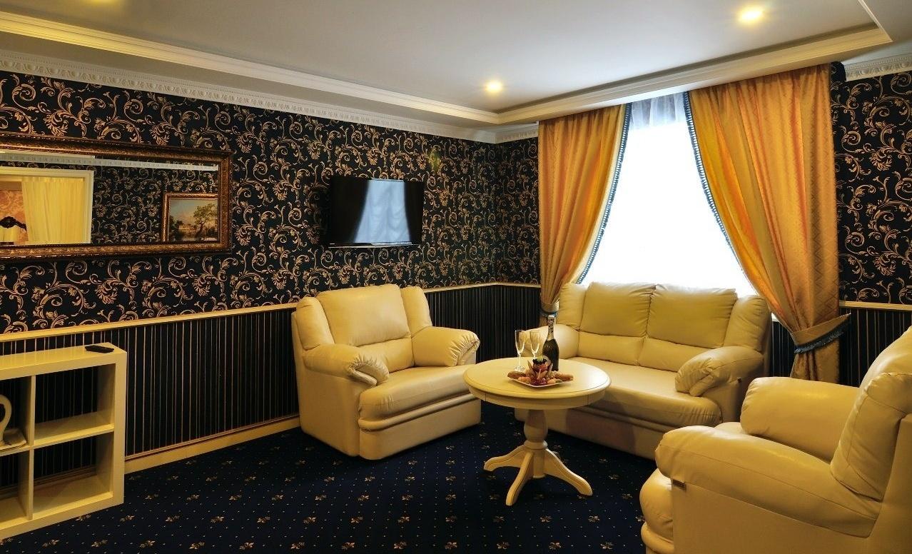 Загородный гостиничный комплекс «Старые традиции» Ленинградская область Номер «Люкс», фото 5