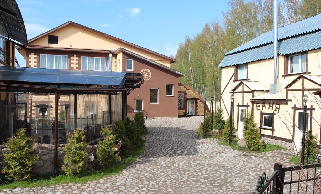 Загородный гостиничный комплекс «Старые традиции» Ленинградская область, фото 2