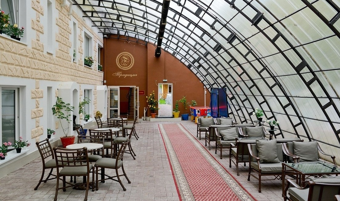 Загородный гостиничный комплекс «Старые традиции» Ленинградская область, фото 17