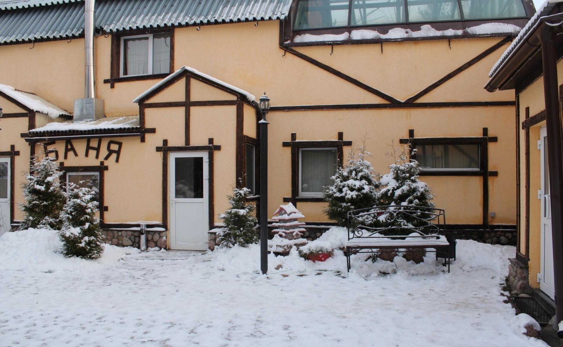 Загородный гостиничный комплекс «Старые традиции» Ленинградская область, фото 11