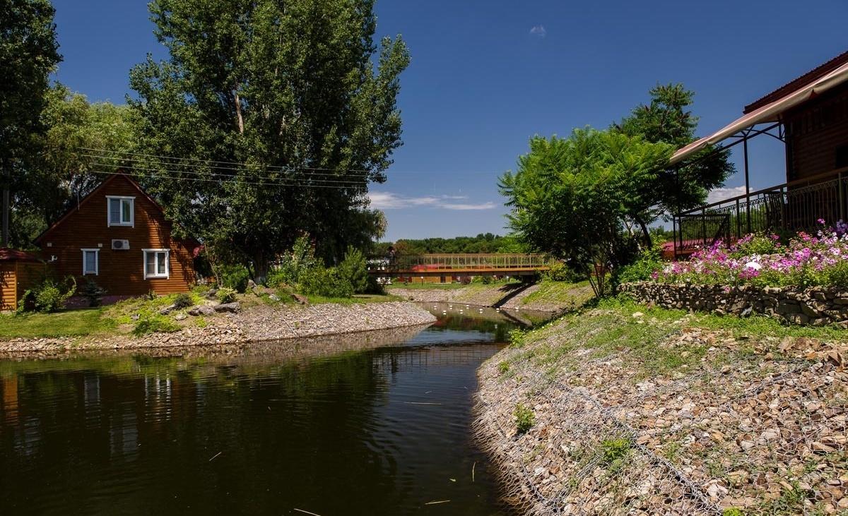 База отдыха «Прохладная» Астраханская область, фото 17