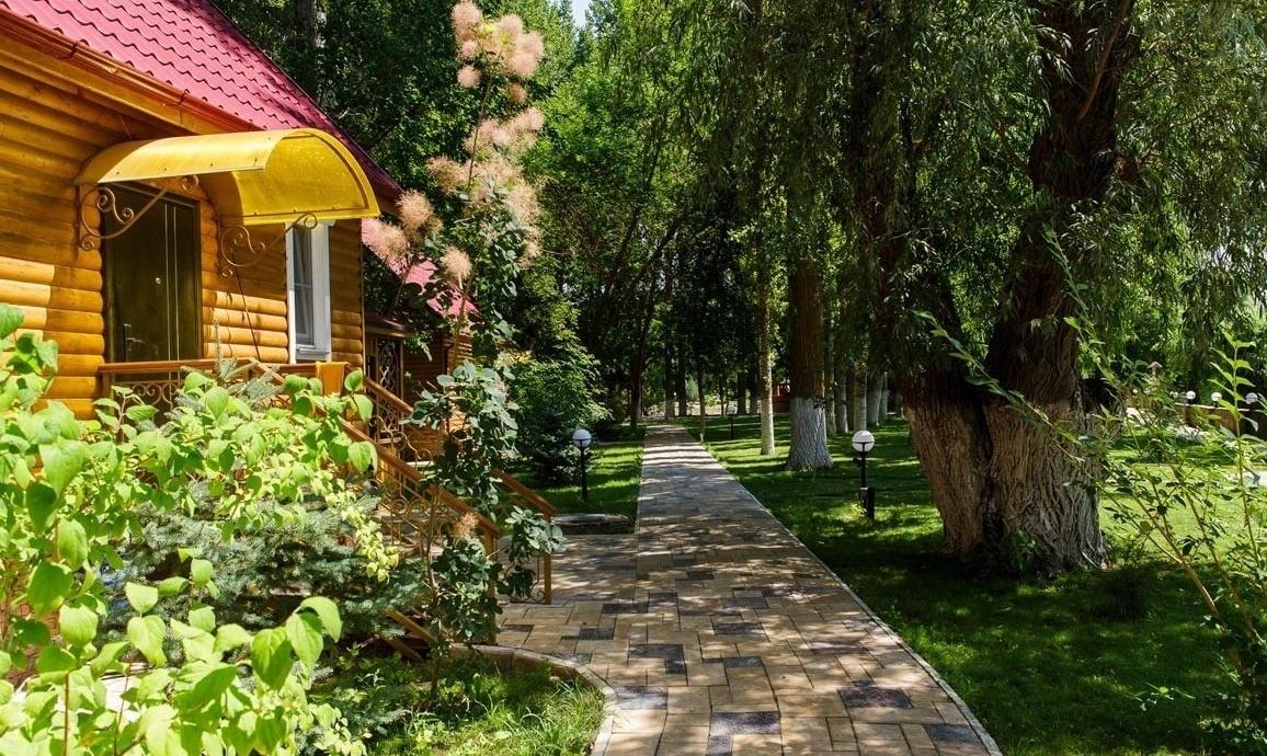 База отдыха «Прохладная» Астраханская область, фото 10