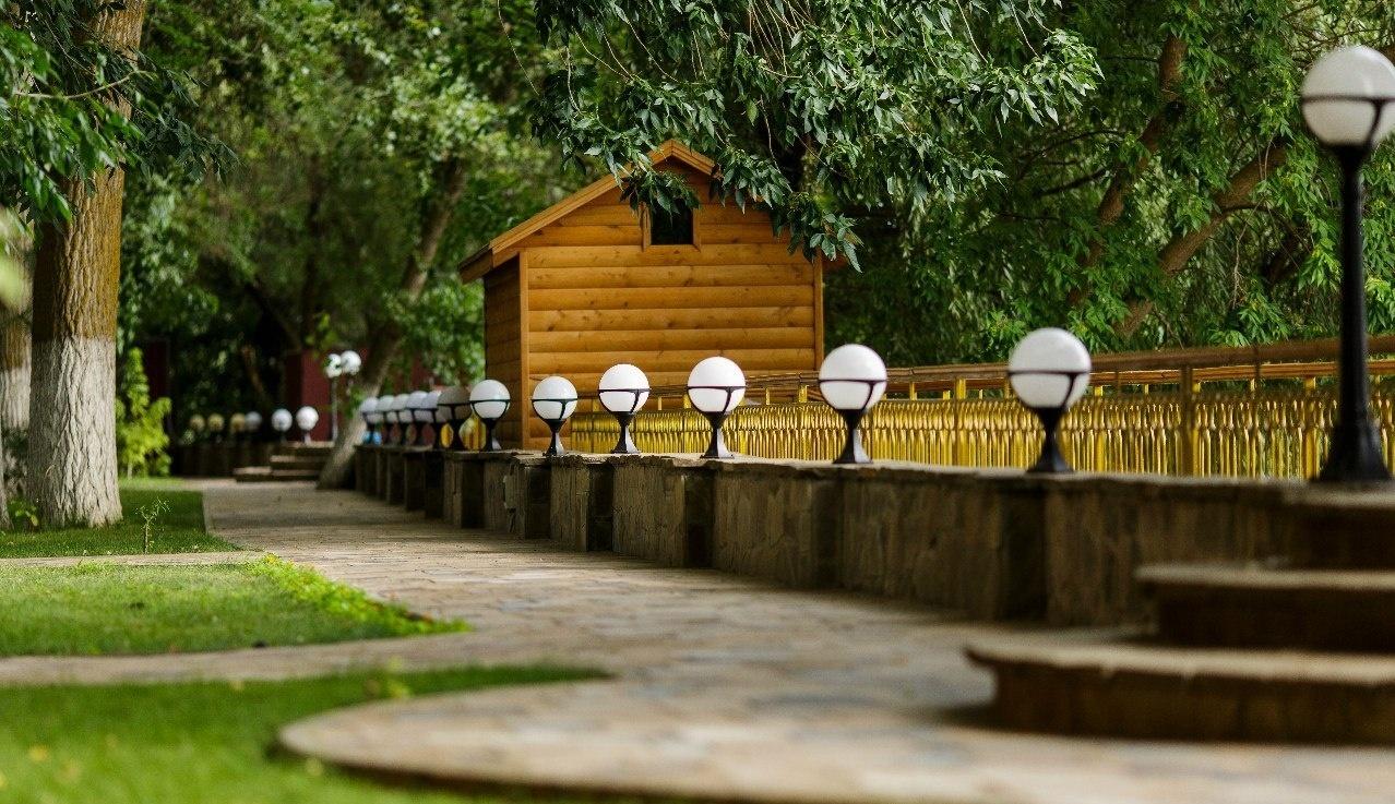 База отдыха «Прохладная» Астраханская область, фото 8