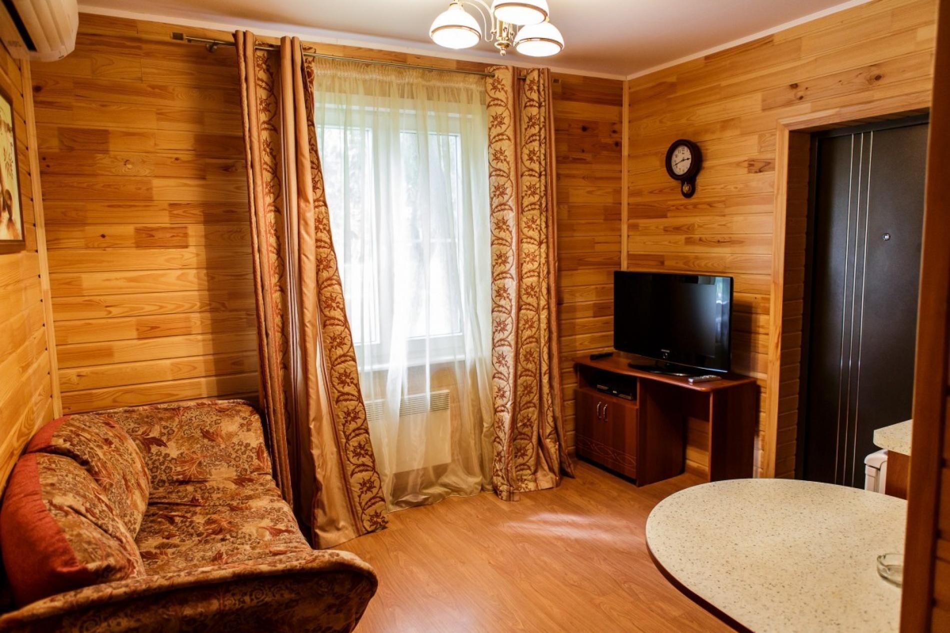 База отдыха «Прохладная» Астраханская область Номер «Люкс», фото 4