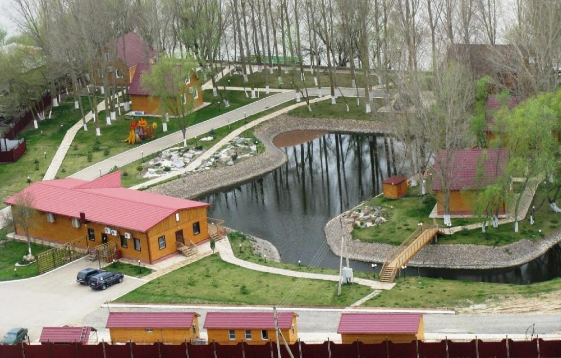 База отдыха «Прохладная» Астраханская область, фото 38