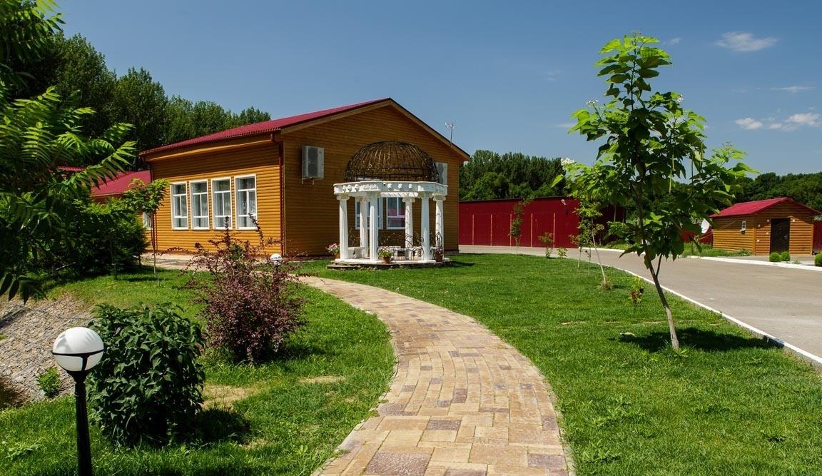 База отдыха «Прохладная» Астраханская область, фото 1