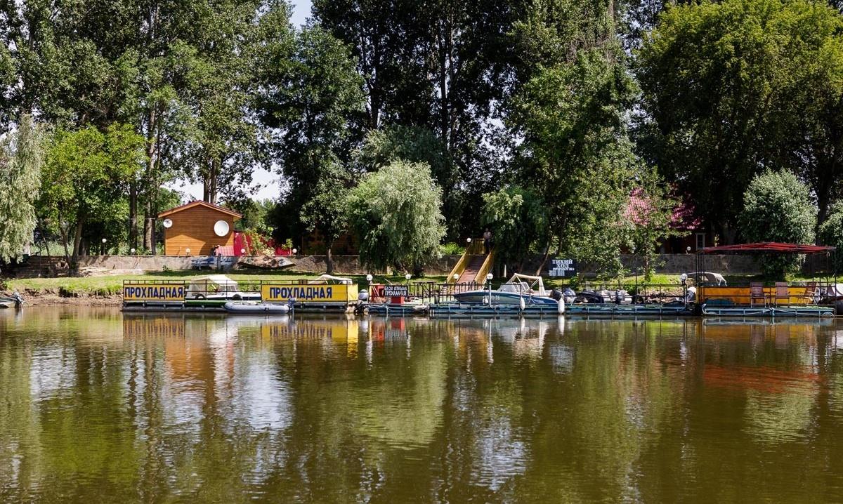 База отдыха «Прохладная» Астраханская область, фото 33