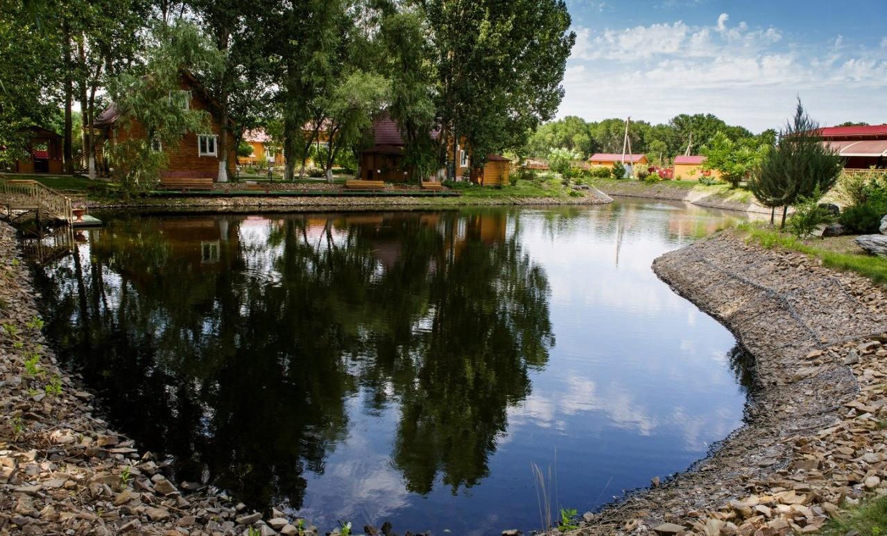 База отдыха «Прохладная» Астраханская область, фото 23