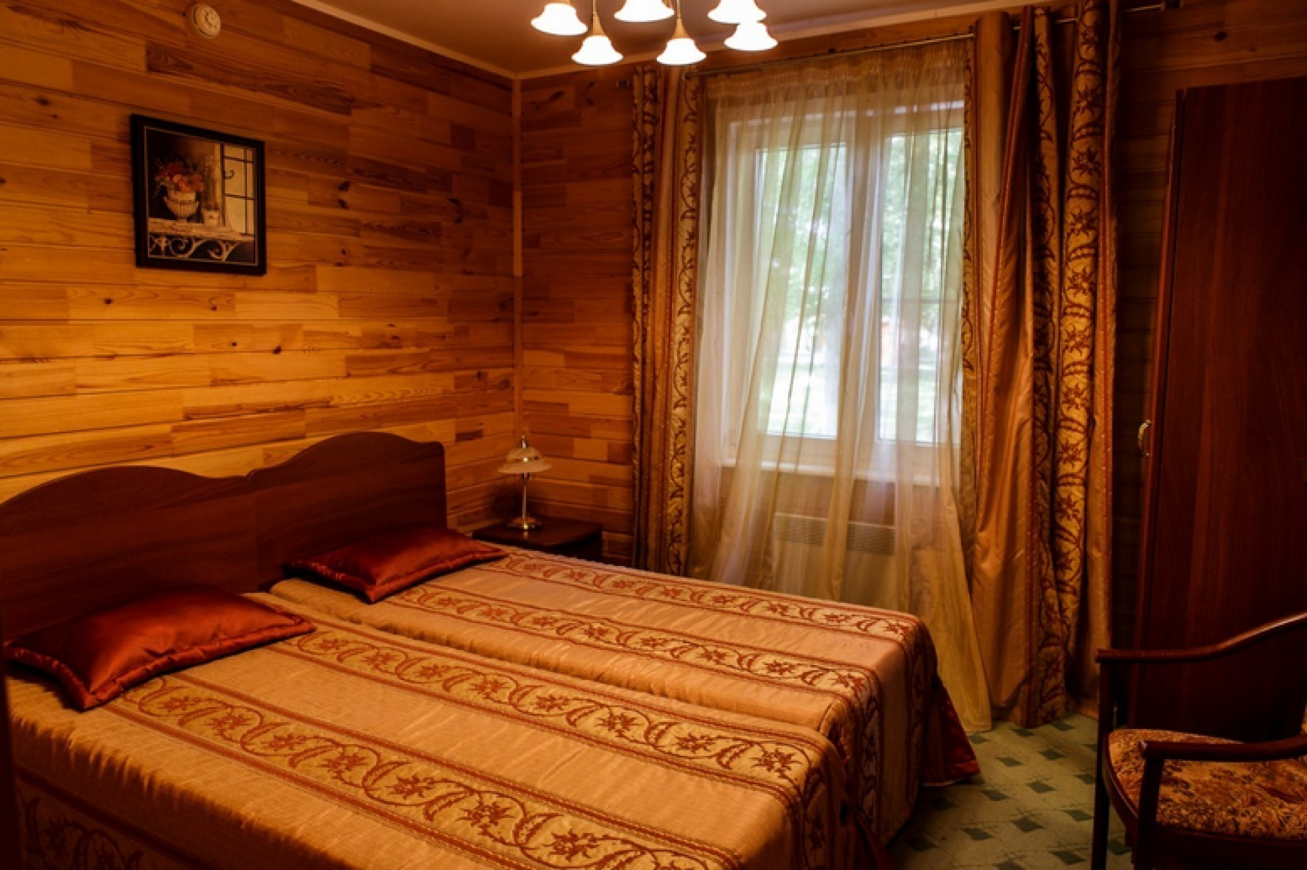 База отдыха «Прохладная» Астраханская область Номер «Люкс», фото 2