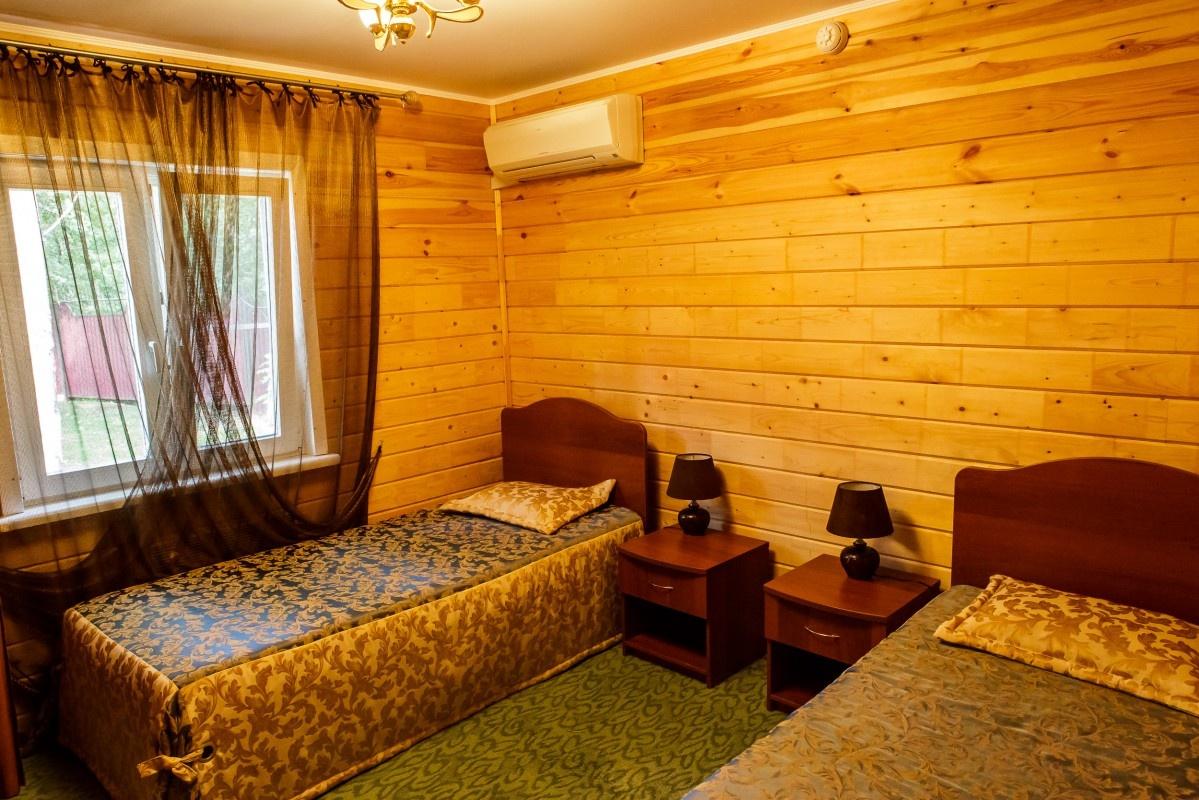 База отдыха «Прохладная» Астраханская область Дом №5,6 (6-местный), фото 1