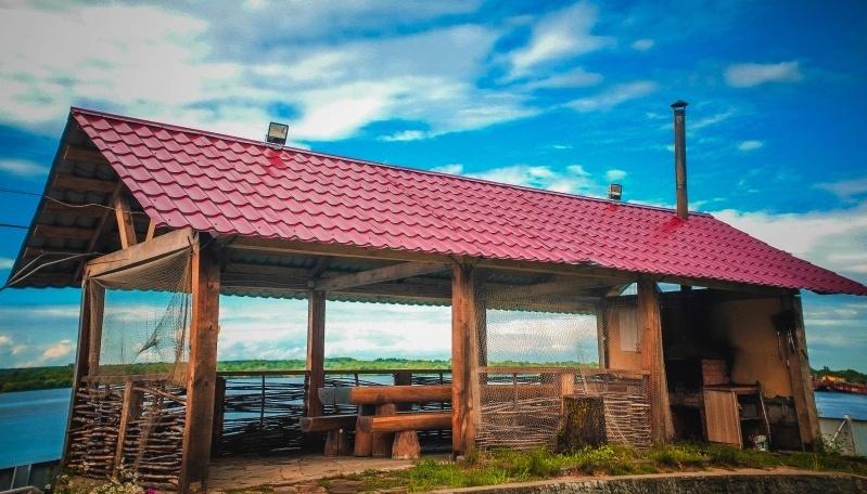 """Гостевой дом """"Барминский остров"""" Нижегородская область, фото 2"""