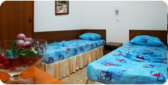 "База отдыха ""Казачий берег"" Краснодарский край 4-х местный семейный номер, фото 2"