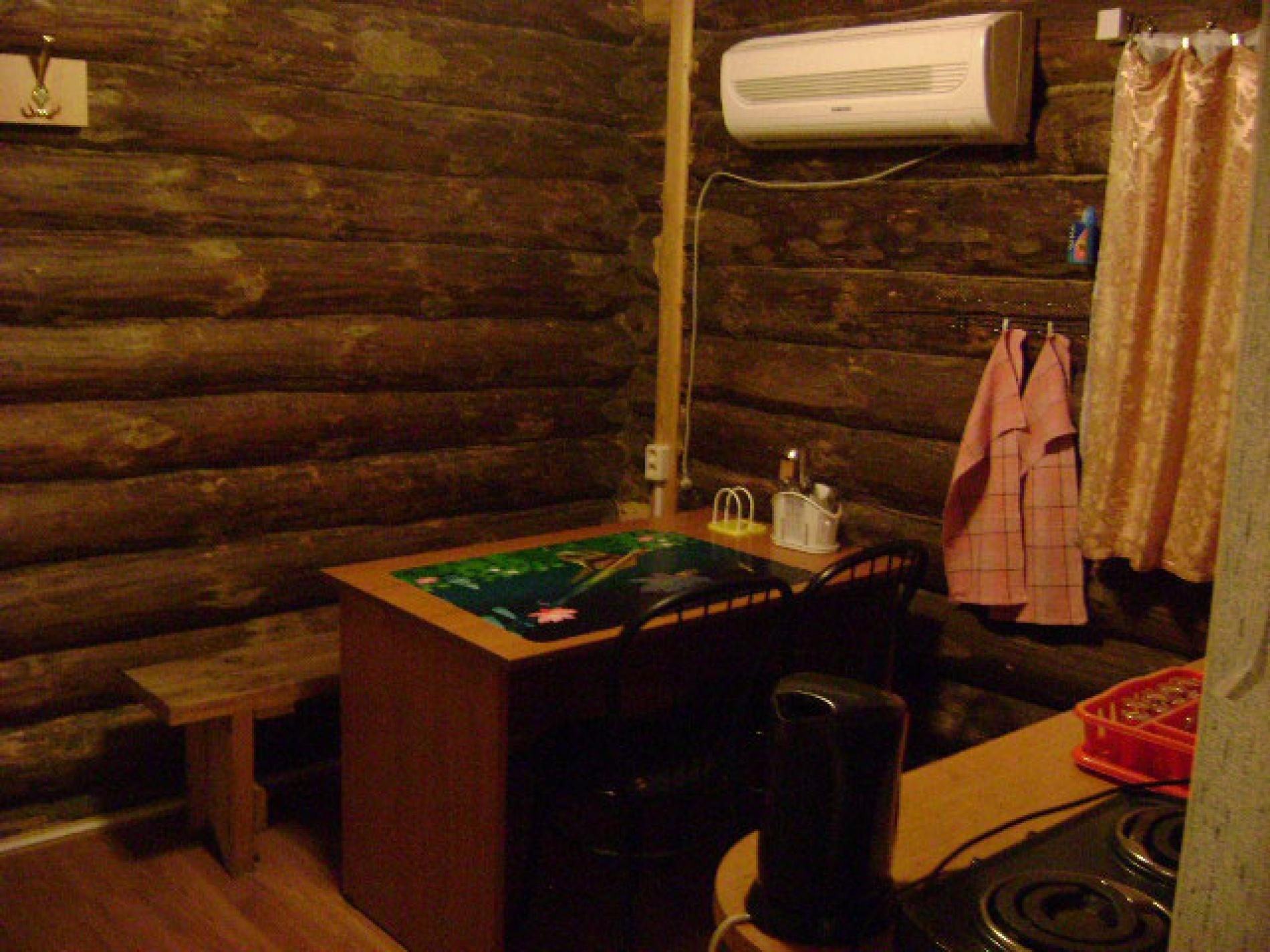 """База отдыха """"Раздолье"""" Астраханская область Домик рубленый (4-местный блок), фото 2"""