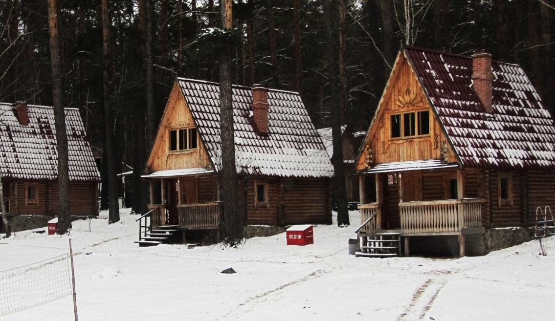 """База отдыха """"Дубровино"""" Новосибирская область, фото 1"""