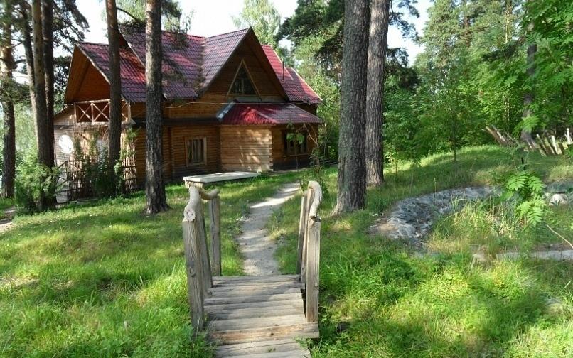 """База отдыха """"Дубровино"""" Новосибирская область, фото 5"""