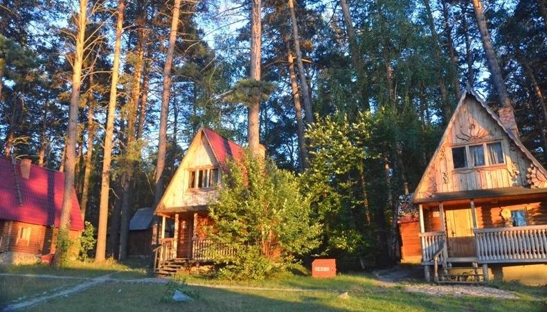 """База отдыха """"Дубровино"""" Новосибирская область, фото 4"""