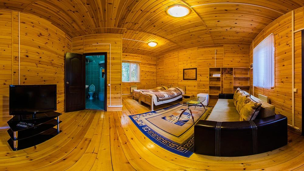 База отдыха «Ореховая роща» Краснодарский край Студия, фото 1