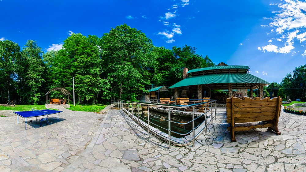База отдыха «Ореховая роща» Краснодарский край, фото 4