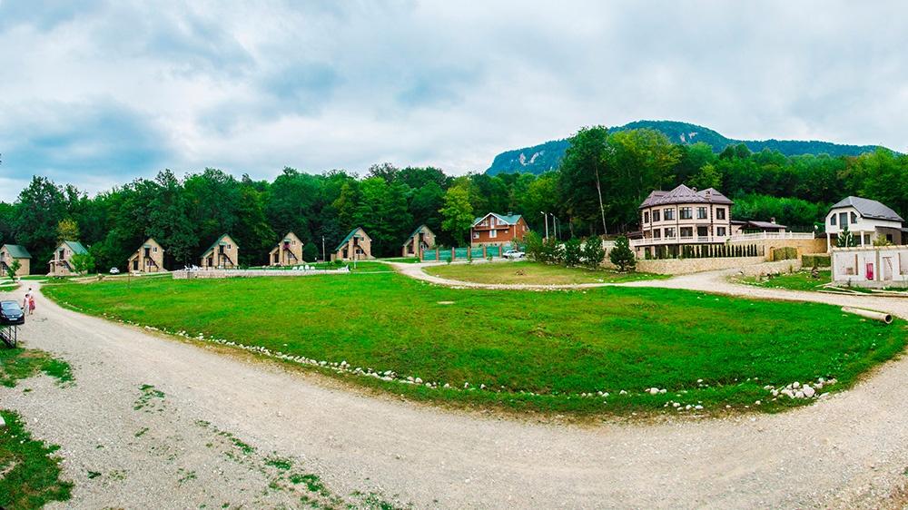 База отдыха «Ореховая роща» Краснодарский край, фото 2