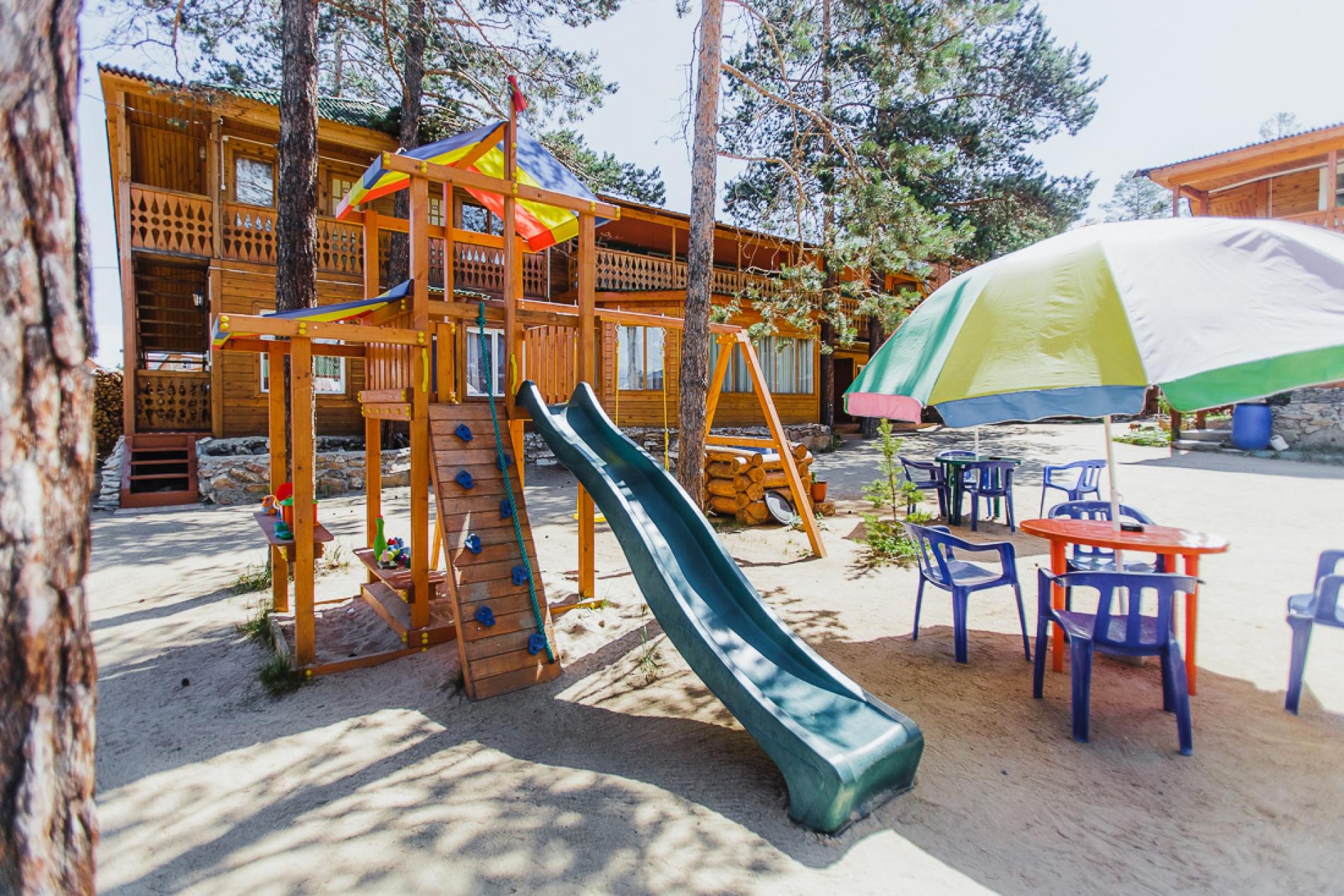 База отдыха «Лада» Иркутская область, фото 5