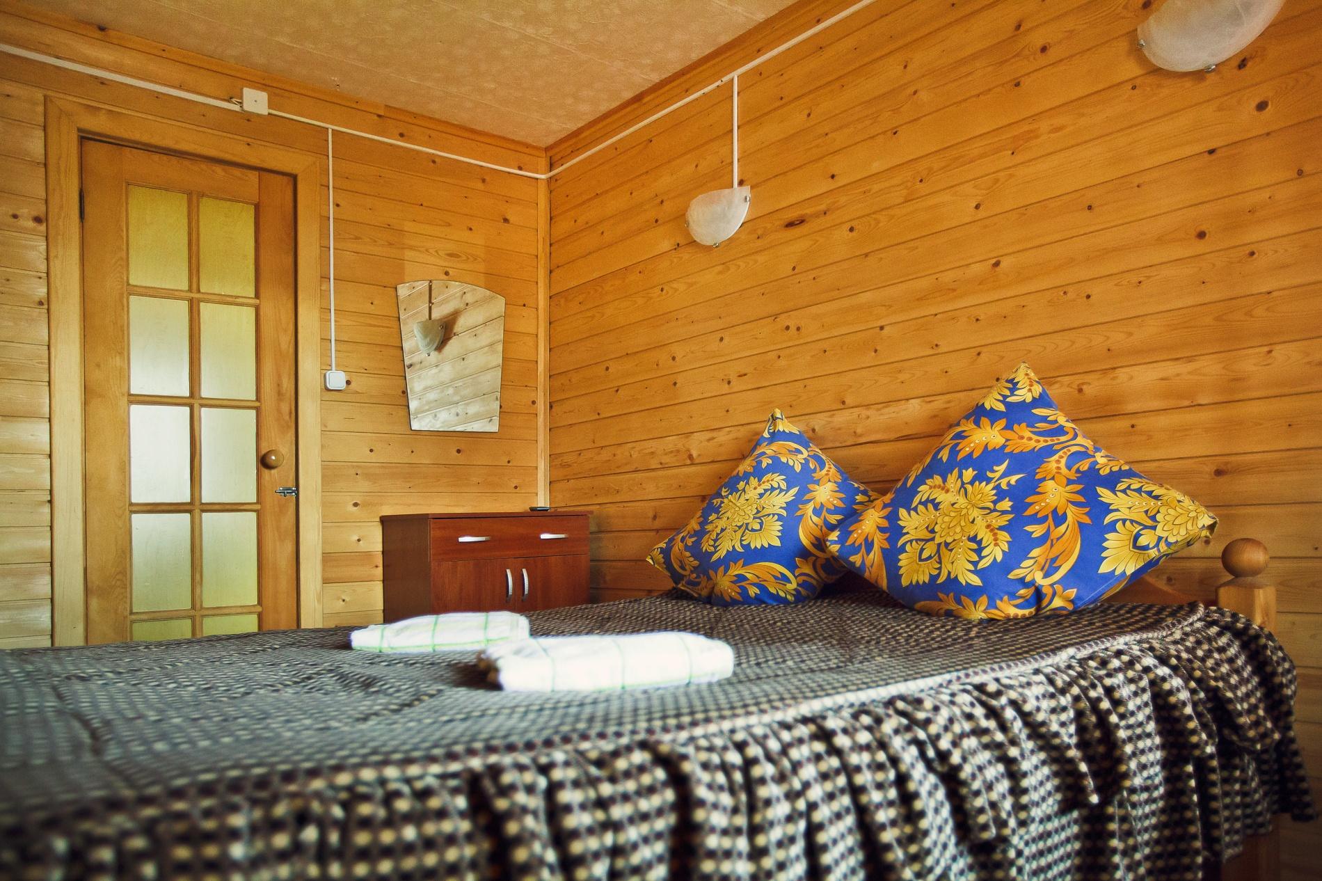 База отдыха «Лада» Иркутская область 2-местный стандарт, фото 2