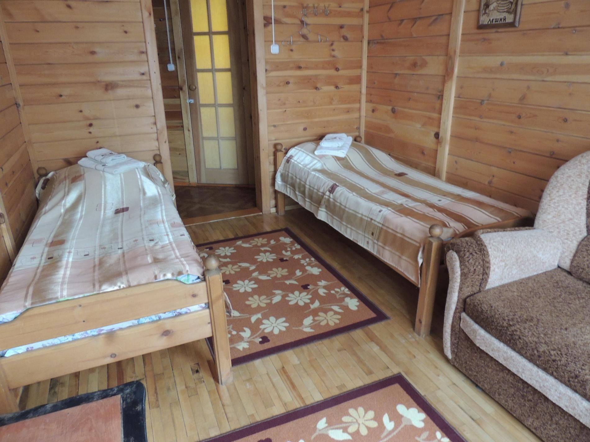 База отдыха «Лада» Иркутская область 2-местный комфорт, фото 1