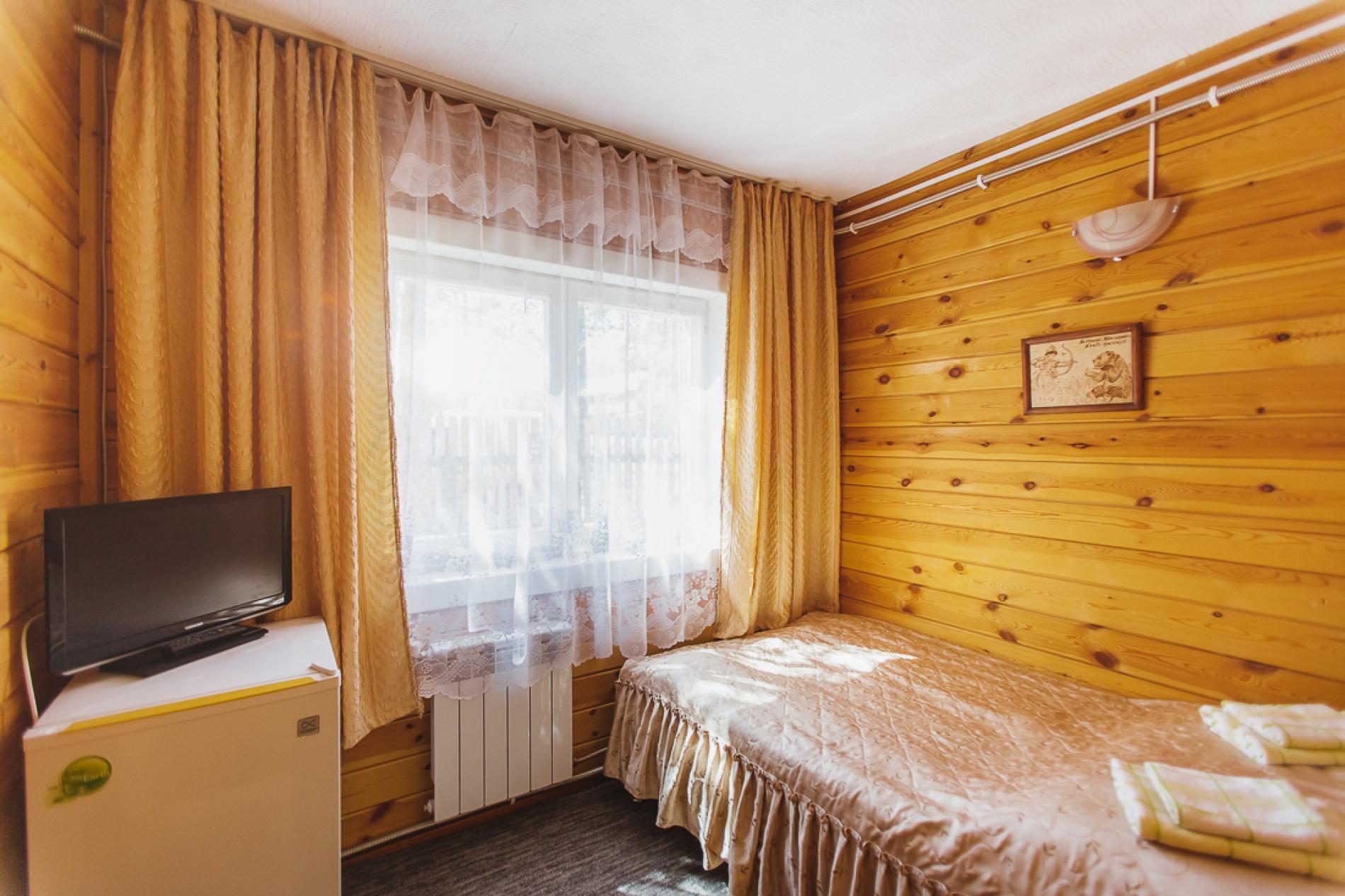 База отдыха «Лада» Иркутская область 2-местный комфорт, фото 2