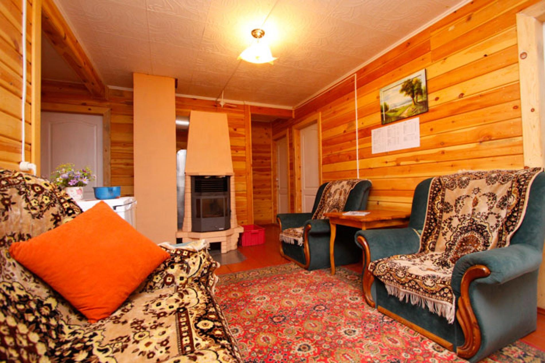 База отдыха «Лада» Иркутская область 2-местный стандарт, фото 1