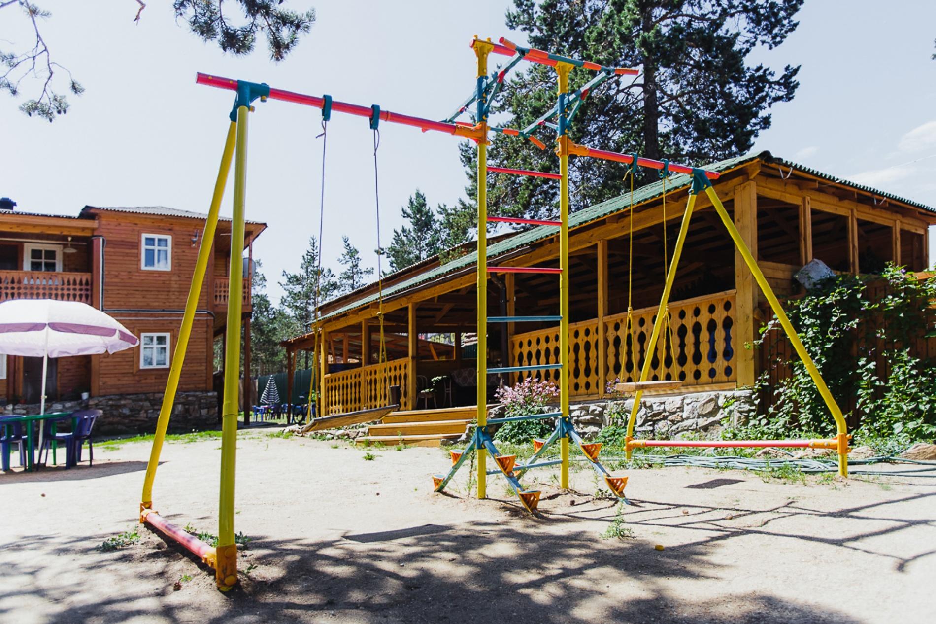 База отдыха «Лада» Иркутская область, фото 10