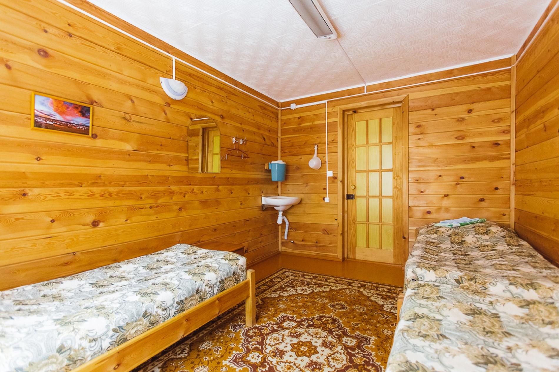 База отдыха «Лада» Иркутская область 2-местный стандарт, фото 5