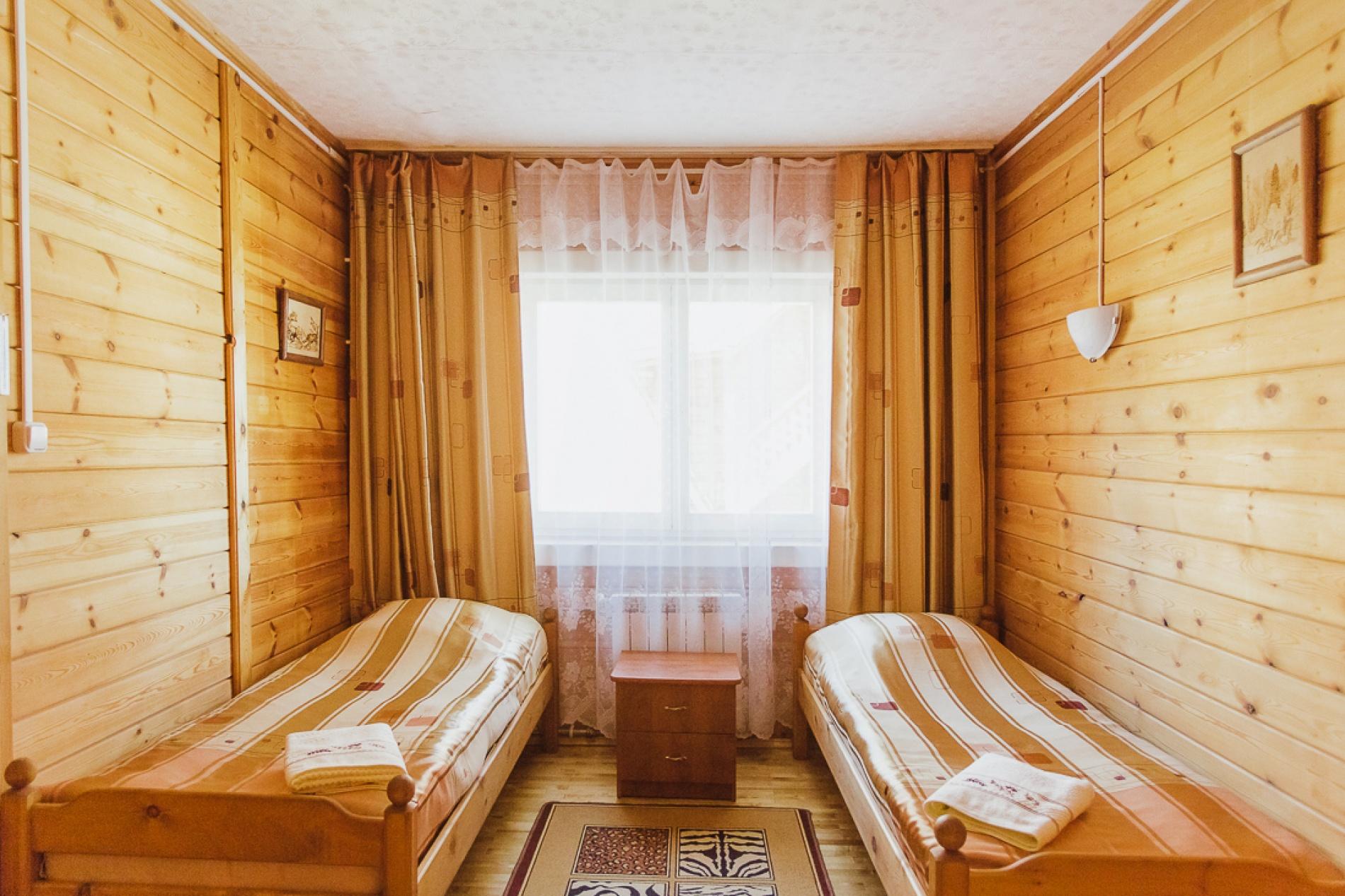 База отдыха «Лада» Иркутская область 2-местный комфорт, фото 5