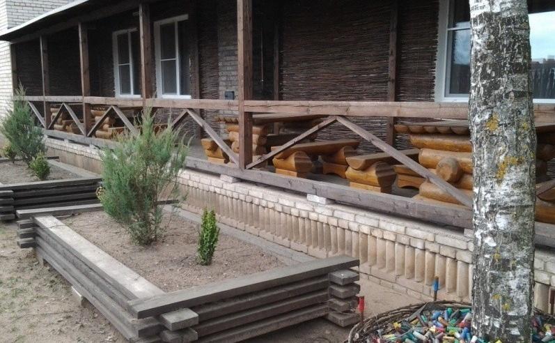 """База отдыха """"Дом охотника и рыбака"""" Новгородская область, фото 1"""
