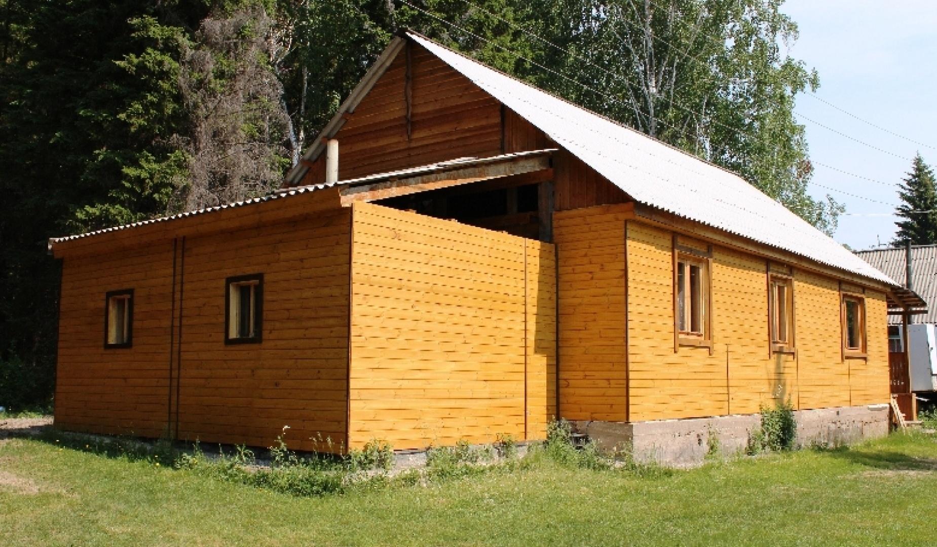 База отдыха «Раухова мельница» Красноярский край, фото 4