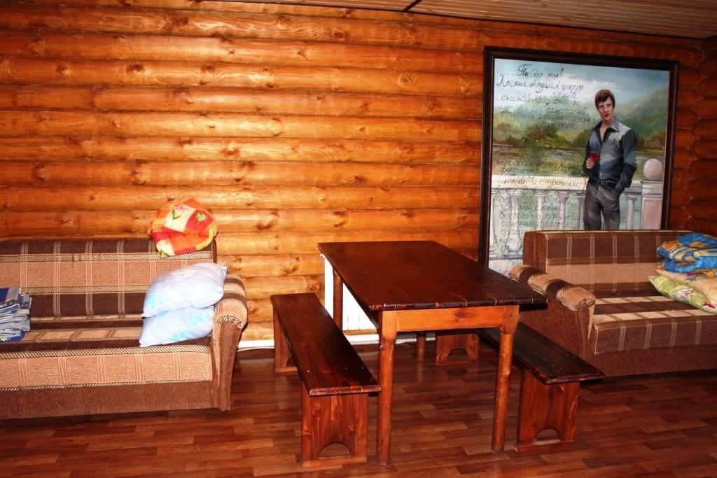 База отдыха «Раухова мельница» Красноярский край Коттедж двухэтажный «Люкс», фото 9