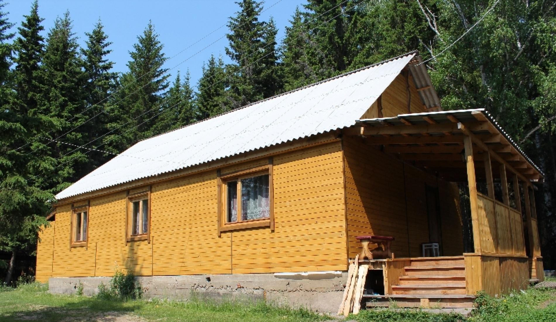 База отдыха «Раухова мельница» Красноярский край, фото 1