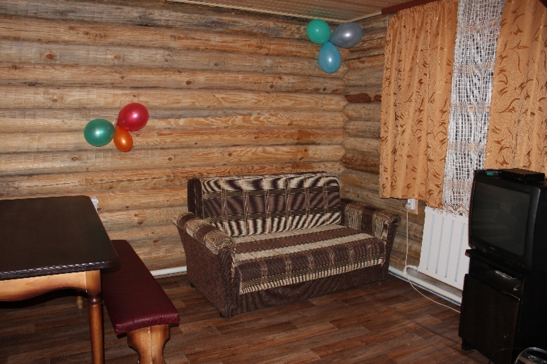 База отдыха «Раухова мельница» Красноярский край Коттедж двухэтажный «Люкс», фото 12