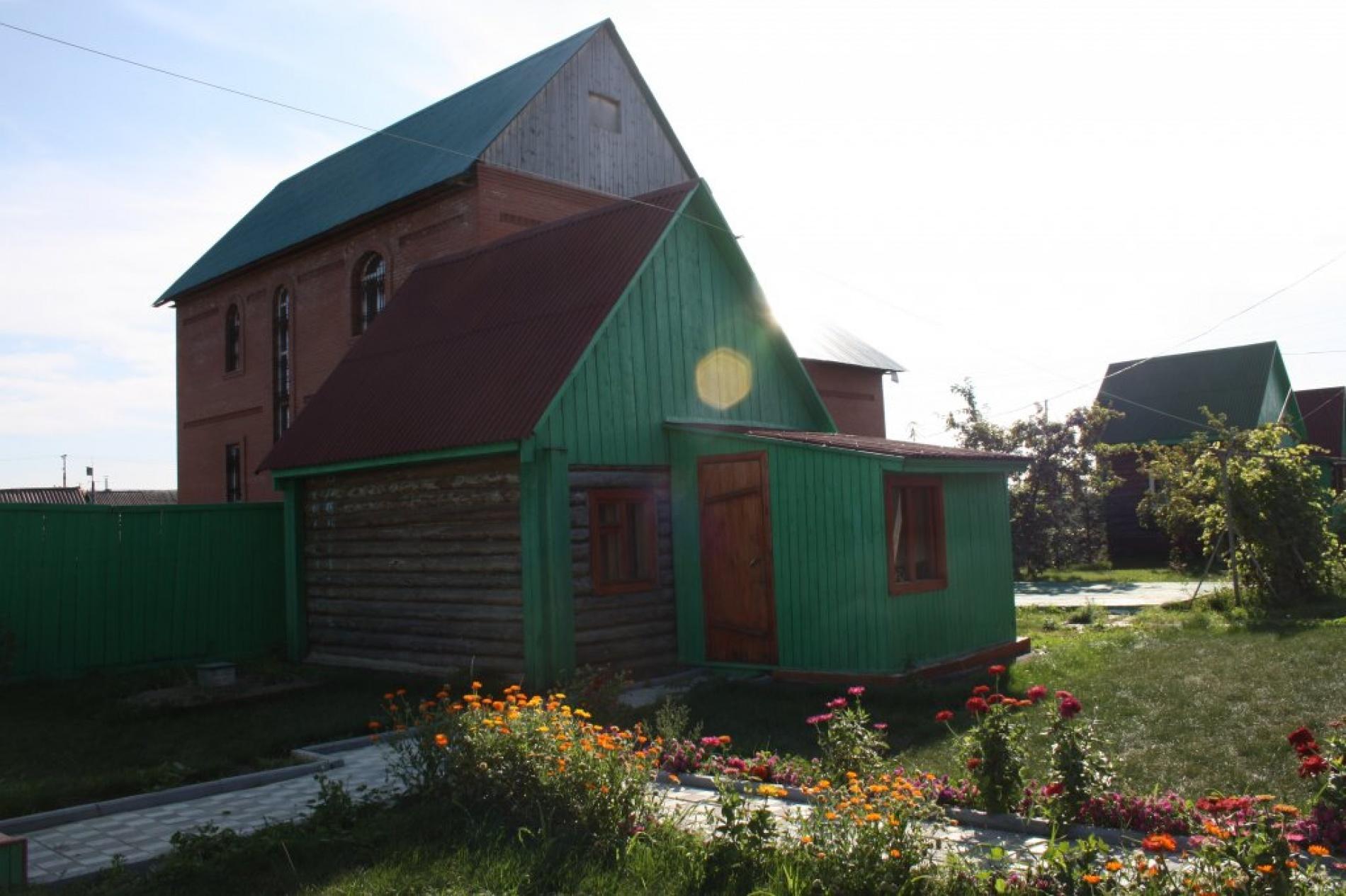 """База отдыха """"Ребровка"""" Омская область, фото 3"""