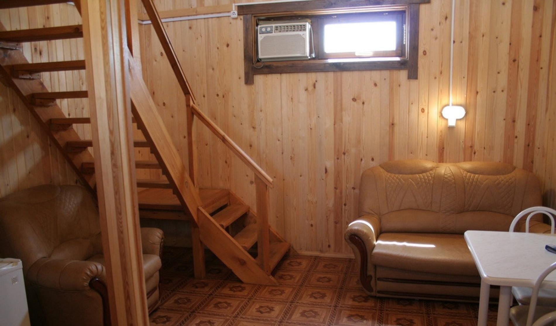 "База отдыха ""Серфприют"" Краснодарский край Полулюкс 2 этажа, фото 7"