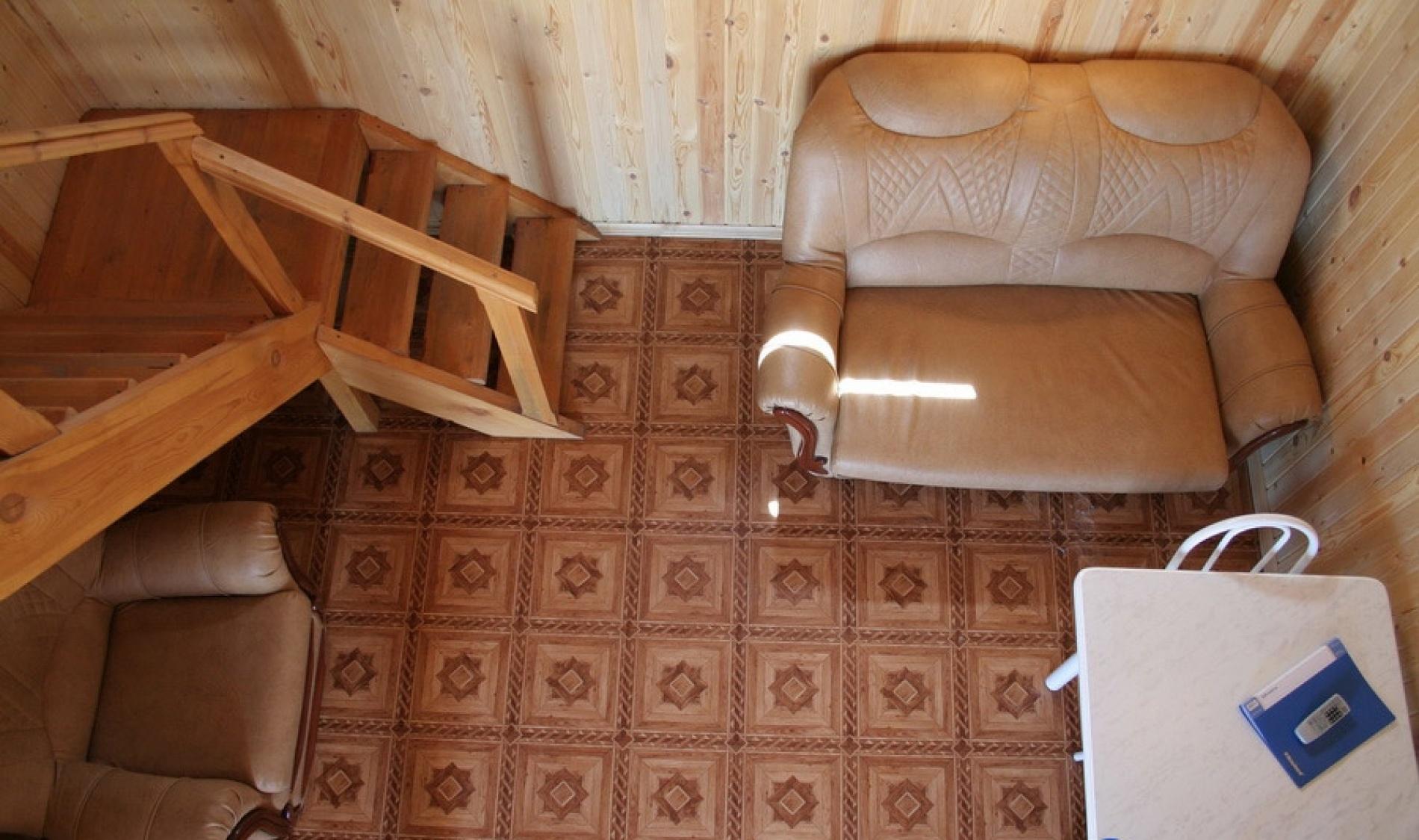 "База отдыха ""Серфприют"" Краснодарский край Полулюкс 2 этажа, фото 8"