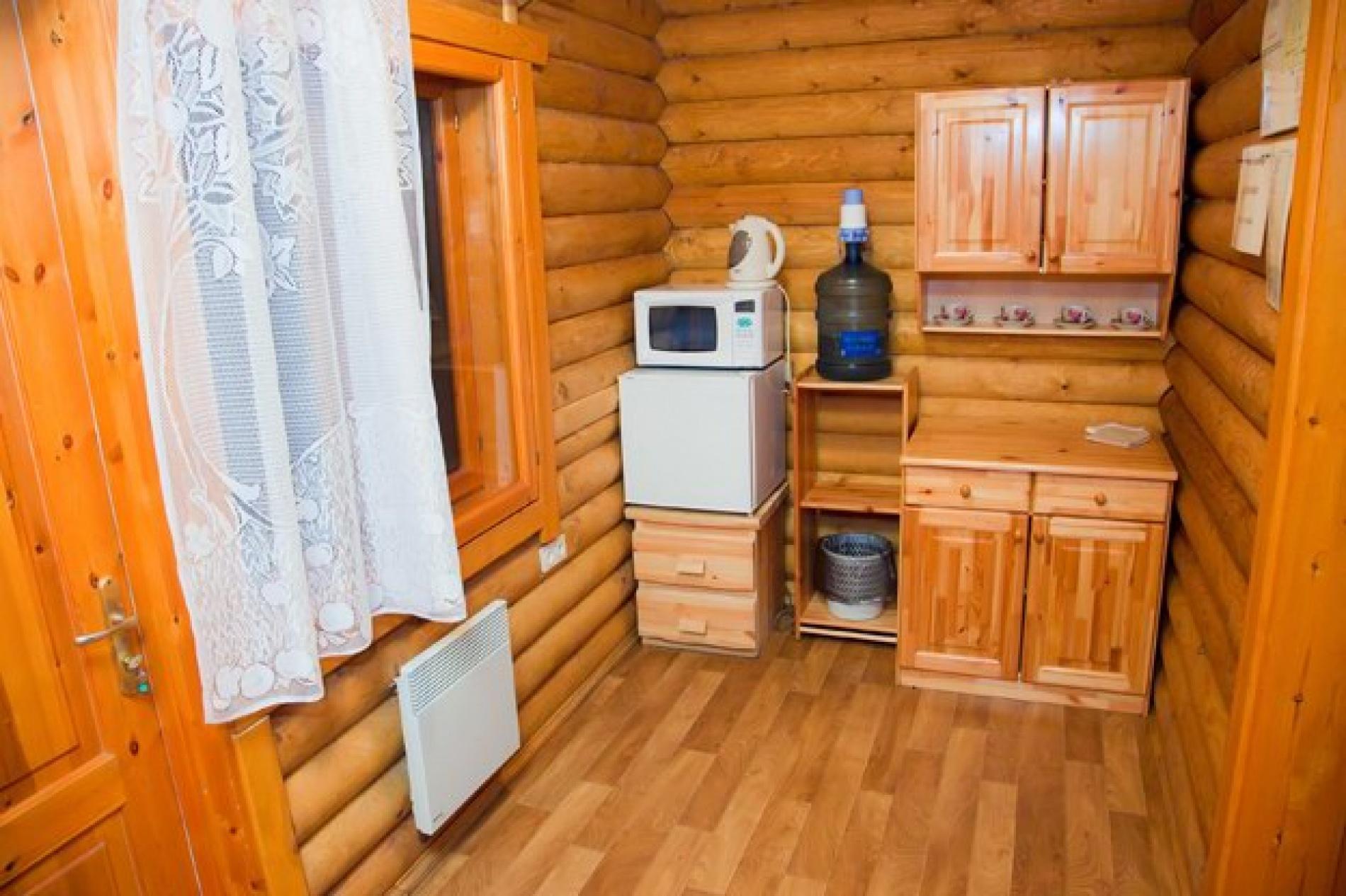 """База отдыха """"Рублевка"""" Волгоградская область 4-местные дома срубы, фото 2"""
