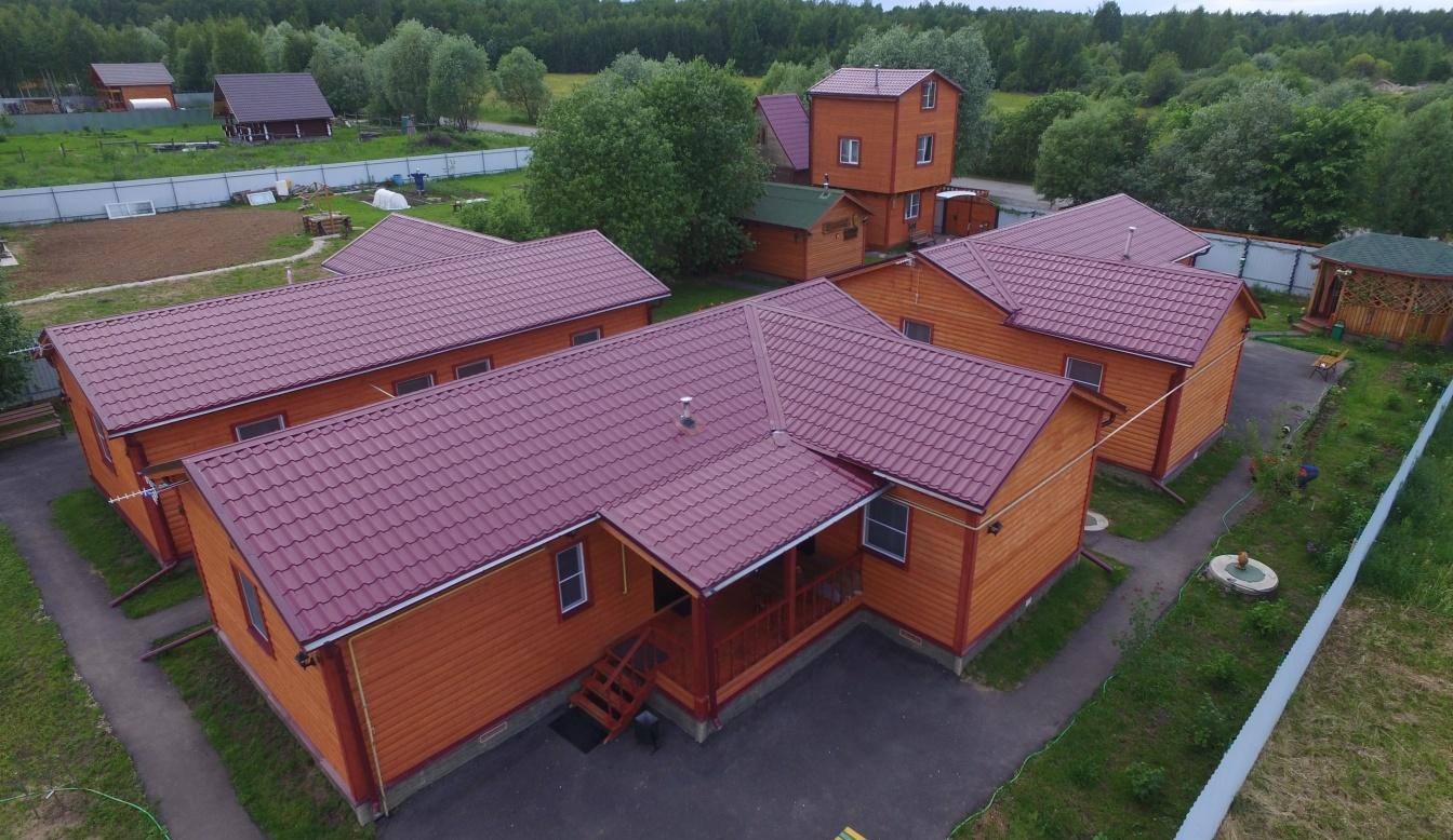 База отдыха «Владимирский хуторок» Владимирская область, фото 1