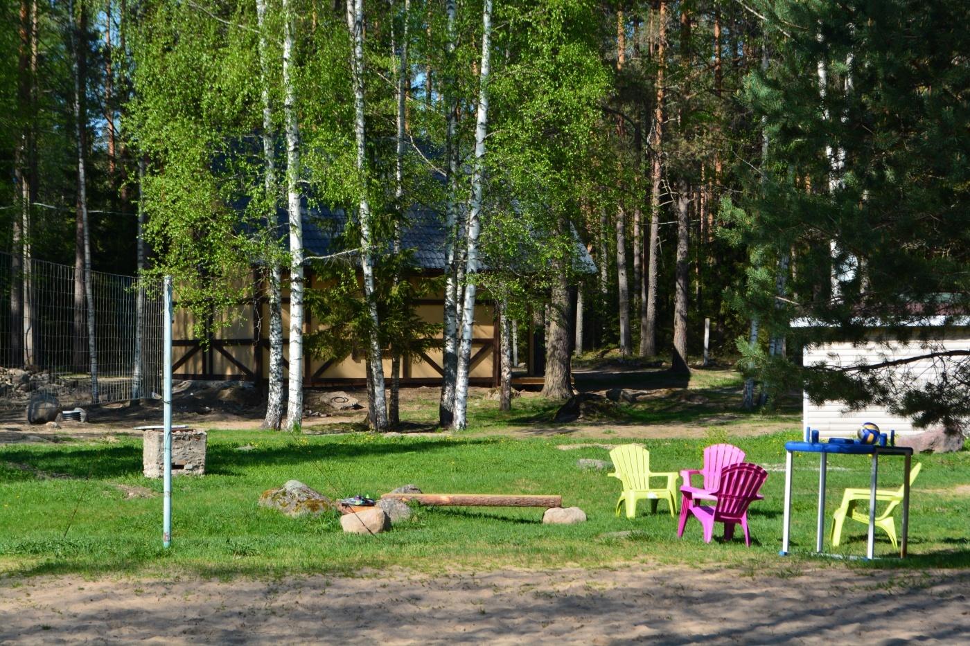 База отдыха «Вуокса-Хутор» Ленинградская область, фото 10